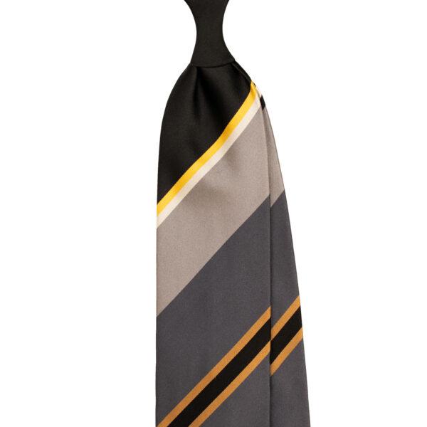 Custom made silk satin modern tie
